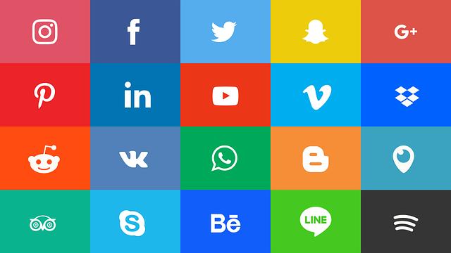 serwisy społecznościowe